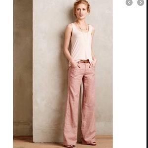 Daughters of the Liberation Linen Pants